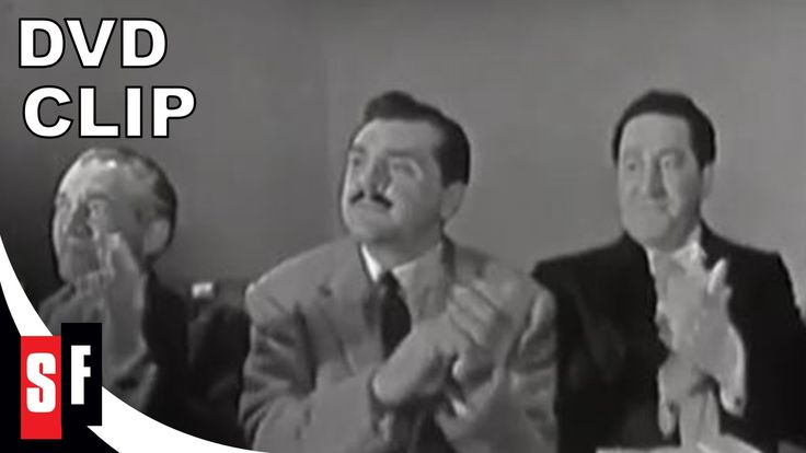 The Ernie Kovacs Collection: Ernie Kovacs Reacts to Florence Foster Jenk...