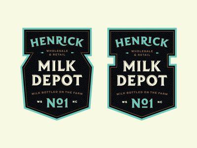 Henrick Milk Depot