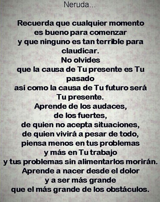 Pablo Neruda...