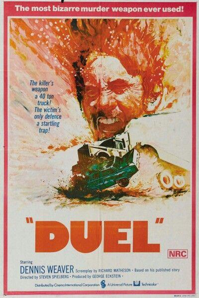 1971 - El diablo sobre ruedas (Duel) - Steven Spielberg