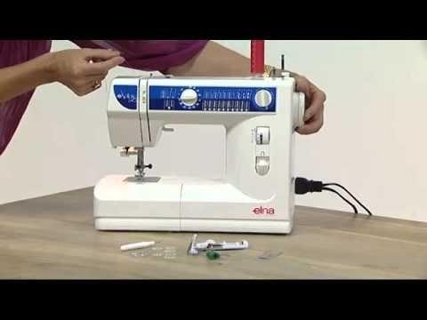 #Elna eXplore 240 #Sewing Machine Demonstration