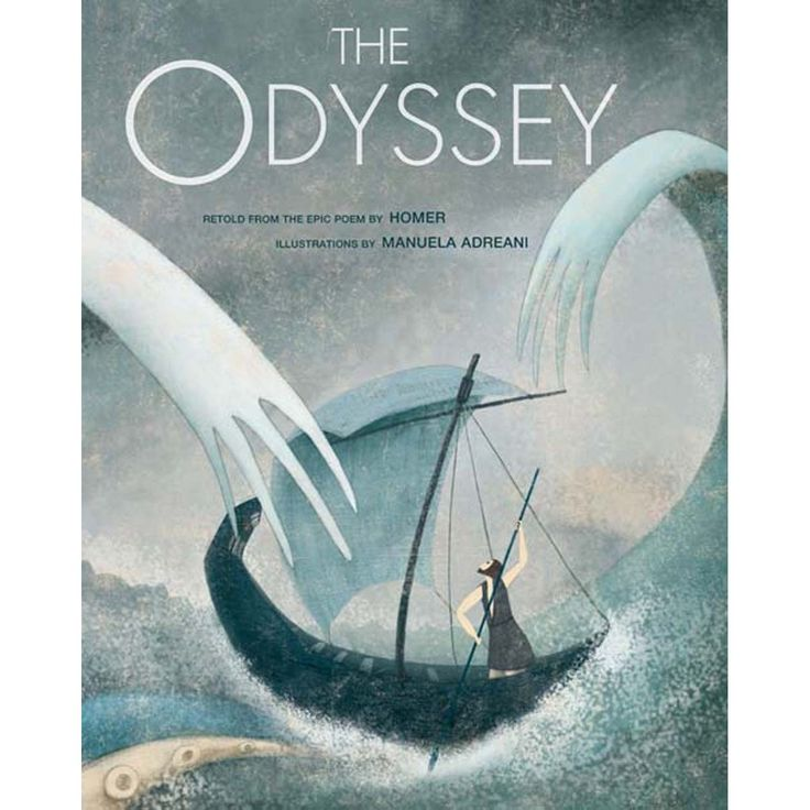 What is the role of gods in Homer's Odyssey?