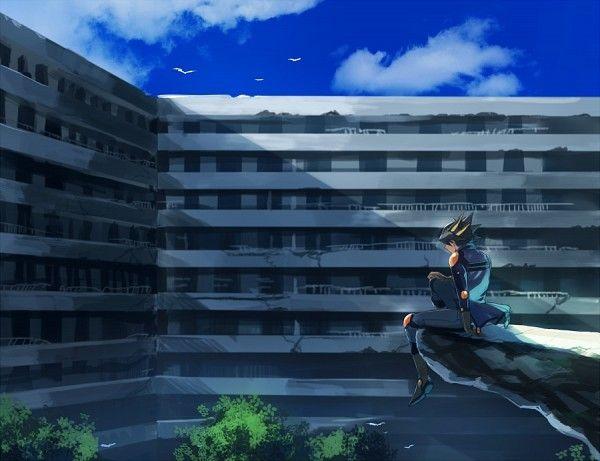 Yu Gi Oh 5D's - Yusei Fudo