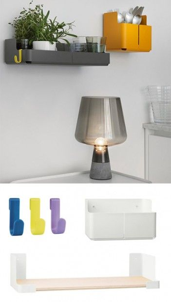 Storage elements for your home by Iittala