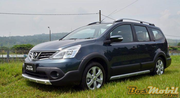 All New Nissan Grand Livina X-Gear : Didesain Untuk Keluarga Dinamis #info #BosMobil