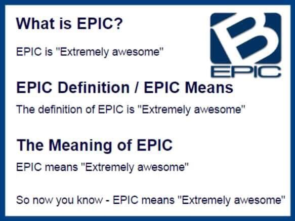 You Know, Because It IS Extremely Awesome!