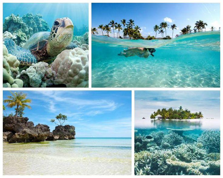 25 лучших островов для пляжного отдыха и дайвинга