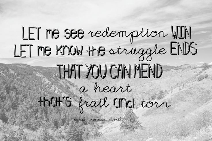 Tenth Avenue North one of my favorite songs