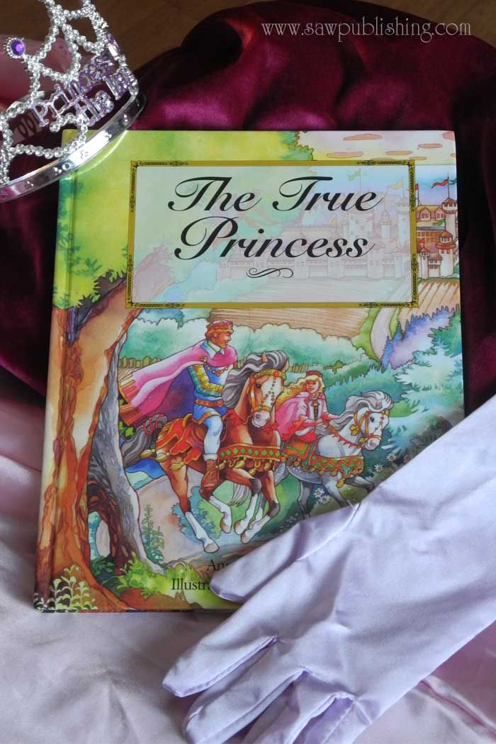 If you are looking for a picture book that takes a unique perspective on what it means to be a princess, you will want to read my review of The True Princess by Angela Elwell Hunt.