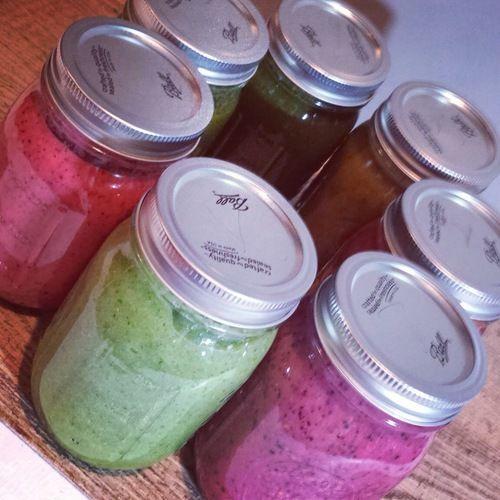 DIY detox smoothie cleanse recipes