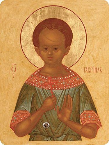 St Gabriel of Białystok, https://catalog.obitel-minsk.com/icons-prav.html #CatalogOfGoodDeeds #icon #iconography #orthodoxicon #orthodoxiconography #paintedicon #iconsinoklads #mountedicons #buyicon #ordericon #handpainted #lacqueredicon #iconpainters #iconographers #MotherOfGod #Theotokos #HolyTheotokos #VirginMary #Christ #JesusChrist #Savior #Pantocrator #ChristThePantocrator #familyicon #saints