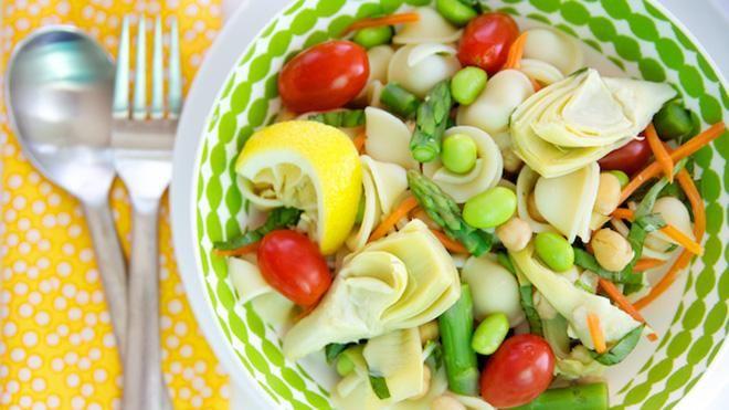 Lemon Basil Spring Pasta Salad   Recipe   Fox News
