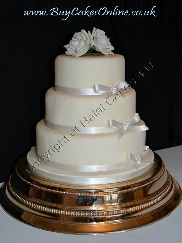 Wedding Cakes Should Be In The Harmony With Some Other Decorations Description From
