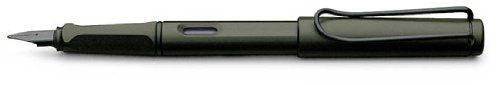 Lamy Safari Fountain Pen - Charcoal - Fine Lamy http://www.amazon.com/dp/B0002T401Y/ref=cm_sw_r_pi_dp_xScLvb0QK8865