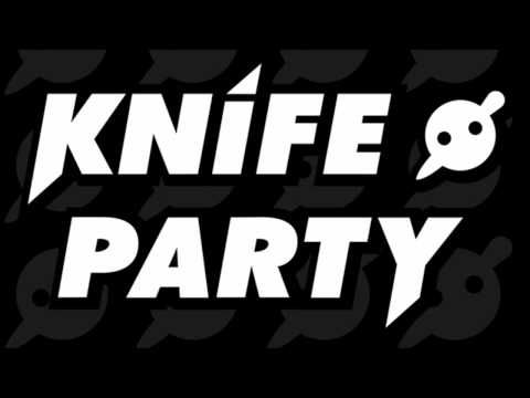 YOU BLOCKED ME ON FACEBOOK AND NOW YOU'RE GOING TO DIE. Knife Party - Internet Friends
