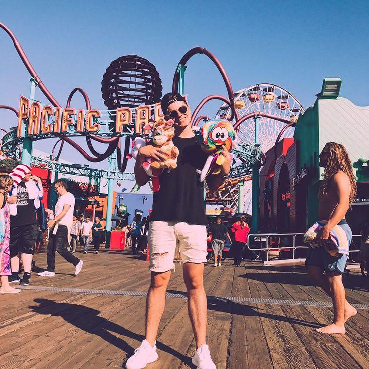 "Jack Maynard (@jack_maynard) on Instagram: ""I completed Santa Monica pier. """