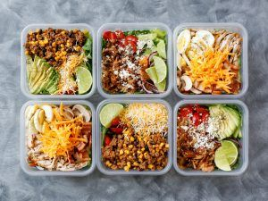"""""""How to eat salad every day and LIKE it!"""" aka """"The Fritos Every Day Diet."""" Find the best salad recipes in one place with salad making and storage tips!"""
