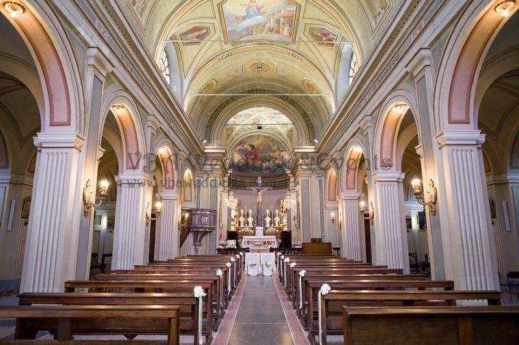 Allestimento Chiesa di Castelletto di Branduzzo ( Pv)