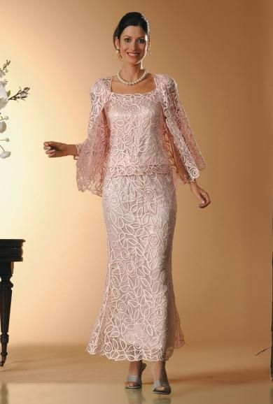 Another image of Soulmates 3 Piece Evening Dress C710