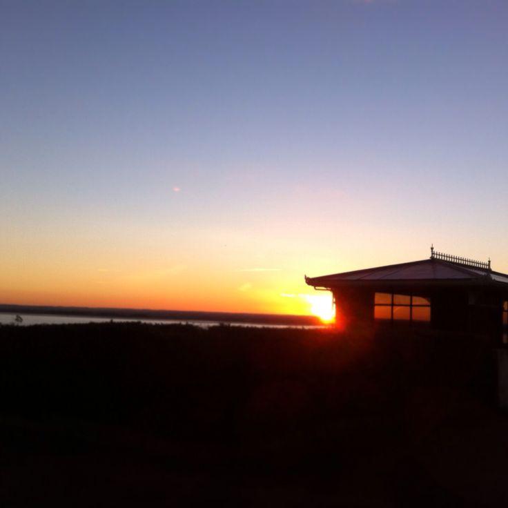 Sunset, Westcliff