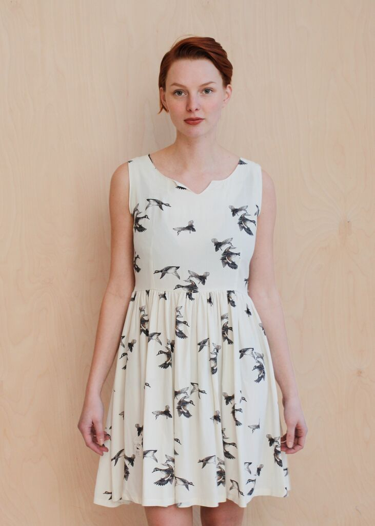Sandy Dress And