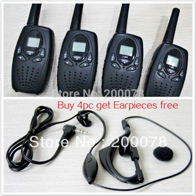 Promo offer US $56.69  4pcs pack long range T628 black/Orange the walkie talkie 2 way radios interphone DIY tour guide syestem intercom w/ headsets  #-pcs #pack #long #range #black-Orange #walkie #talkie #radios #interphone #tour #guide #syestem #intercom #headsets
