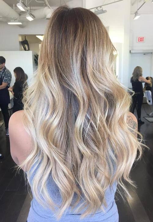 70 Flattering Balayage Hair Color Ideas for 2018 | Hair ...