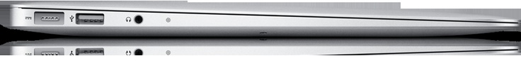 "So well named, the ""Air"" is light as a feather. Imitations: they're on the horizon. See the new copies from HP to Lenovo to Dell. Price matters. The Air is the best, but the competition is at a much lower price point, and that may be the secret."