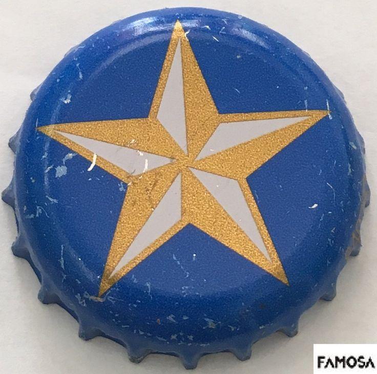 Tapa de botella: Estrella Levante (Cervezas Damm, España) Col:BE-ES-0996