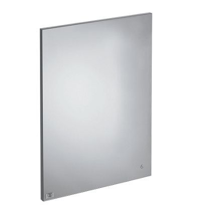Ideal Standard Senses Space 500 Mirror with Anti-Steam at Homebase -- Be inspired and make your house a home. Buy now.