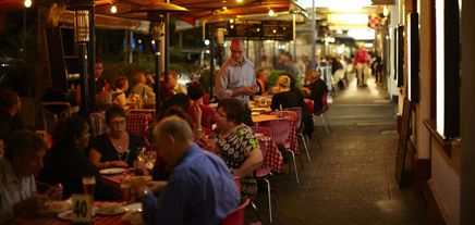 Stroll along leafy Lygon Street and discover Little Italy – the place where Melbourne's famous cafe culture was born.