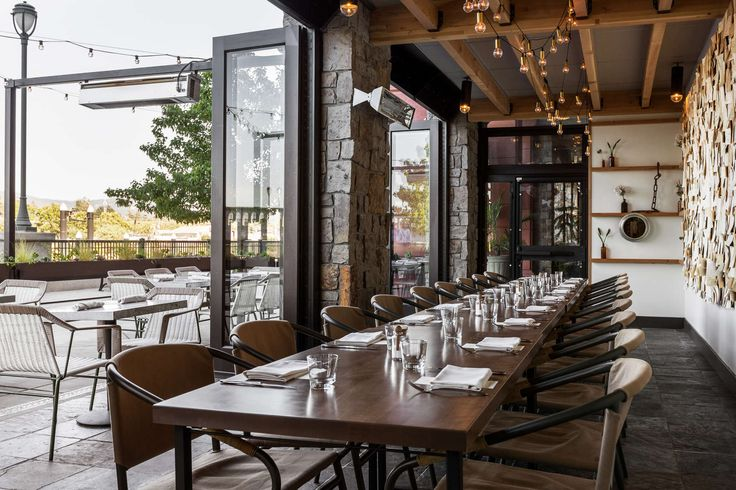 Despite being the longtime capital of California's wine country, Napa can leave you feeling dry at happy hour. Basalt changes that. With classic California c...