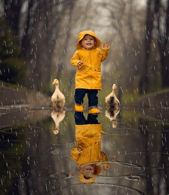 Post  #: Quando a vida lhe dá dias chuvosos, use botas e pu...                                                                                                                                                      More