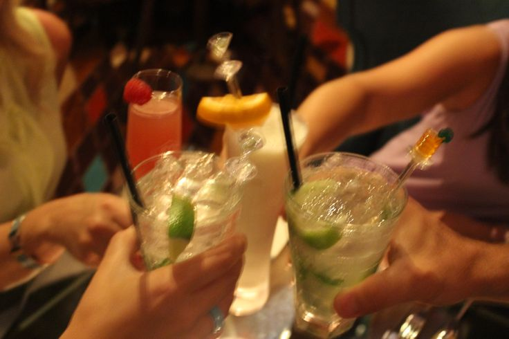 The Breakers - Drinks at HMF