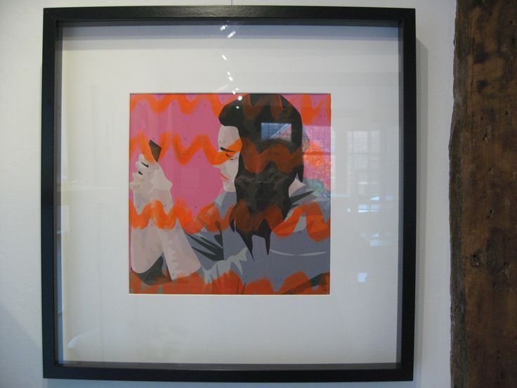 Jim Reid art, at The Craft Gallery, 1st November 2016 to 31 January 2017