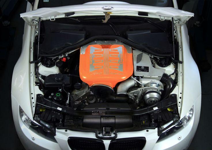 101 Modified Cars - Modified BMW M3 E92 G-Power V8 SK Plus