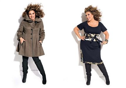 Marianne James et Taillissime Automne-Hiver 2011/2012