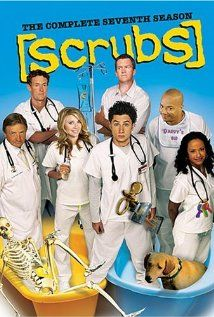 """Scrubs - In the unreal world of Sacred Heart Hospital, intern John """"J.D"""" Dorian learns the ways of medicine, friendship and life."""
