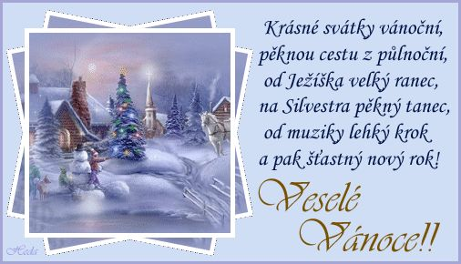 vánoční obrázky - krásné svátky