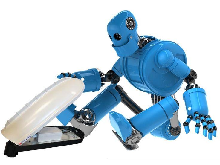 Vem bygger Inga robotar. Har du koll på att alla Prisma Eliott utvecklas och tillverkas i Prismahuset på Mariestadsvägen 28, Tibro, Sverige? Här i fabriken använder vi oss inte av några industriella robotar för att tillverka gatubelysning med LED-teknik. Vi sätter människor i arbete istället och bidrar till att fler personer har ett arbete att gå till. Eller, jo, kanske. Men ibland kan man nästan tro att... http://www.prismatibro.se/robot_160909/ #prismatibro