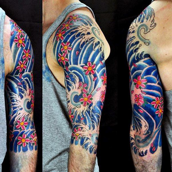 Tattooing Art By Yoni Zilber: 1000+ Ideas About Japanese Water Tattoo On Pinterest
