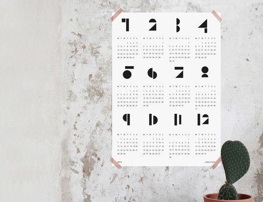 Die besten 25+ Geburtstagskalender taschenkalender Ideen auf - k chenkalender 2015 selbst gestalten