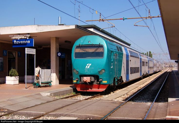 RailPictures.Net Photo: TAF 66 Trenitalia TAF - Treno ad Alta Frequentazione at Ravenna, Italy by Beppe