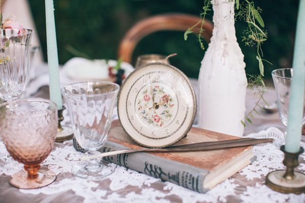 Inspiration: matrimonio tra vintage e boho chic | Wedding Wonderland