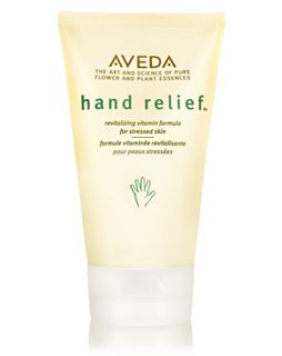 Aveda Hand Relief! I cannot live without this stuff this time of year.