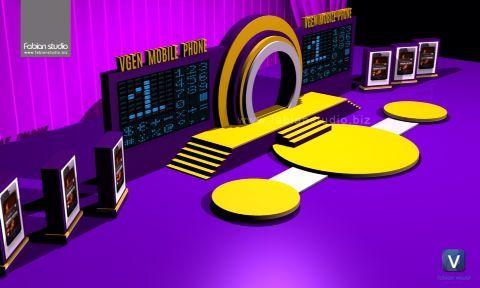 3d visual design -