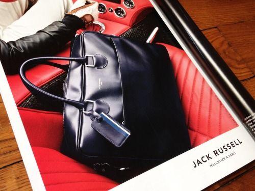 Eleganckie torby marki Jack Russell wyrabiane we Francji, teraz dostępne w Polsce na https://www.le-premier.pl #lepremier