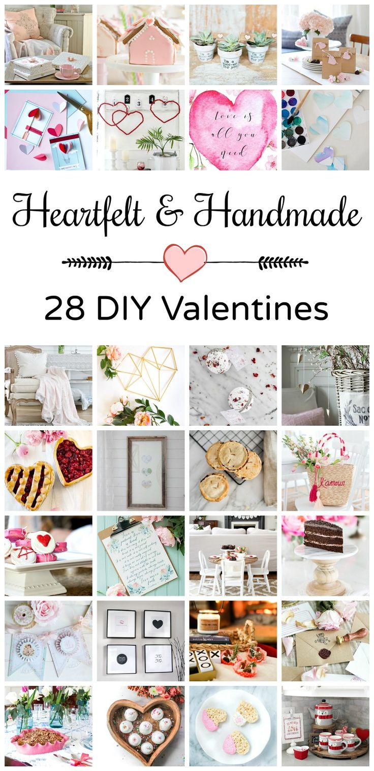 So many great ideas for valentine's day!