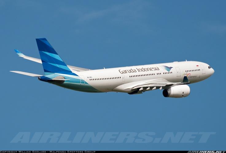 Garuda Indonesia  Airbus A330-243