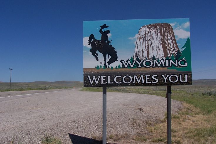 Wyoming Welcomes You | by J. Stephen Conn